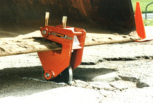 130C CUT-R-TACH Asphalt Cutting Attachment