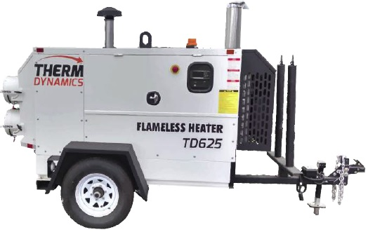 THDY-TD625_Flameless Heater