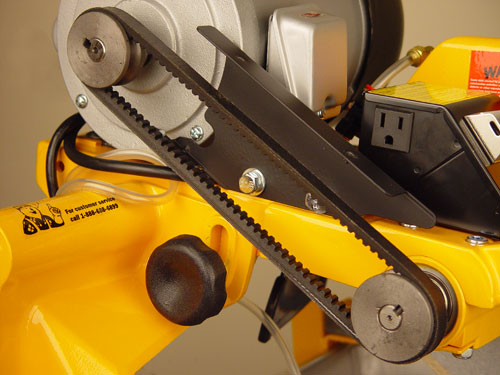 "10 Inch Wet Tile Saw 2HP Motor Cut Length to 20"" SDT1000P"