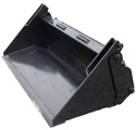 Four in One Bucket for Skid Steers 72 inch Wide LOFL-72LF4N1
