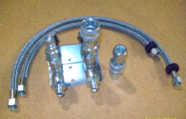External Tank Kit PHOEN 400 and Arcotherm Fire Heaters