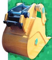 Excavator and Backhoe Coupler Wt Class 10-18,000 lbs SROCK-EC50