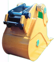 Mini Excavator and Backhoe Couplers Wedge Style by Shamrock