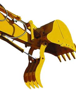 Rigid Thumb for Backhoes and Mini Excavators SLS-SET