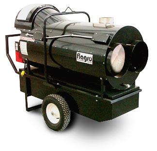 Flagro 390K BTU Indirect-Fired Natural Gas Heater FVN 400