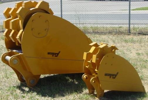 Compaction Bucket 38k-50 Width 36x60 FEL234656