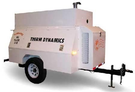 Flameless Sparkless Diesel Heater 1.4 Million BTU NEW Model TD1400