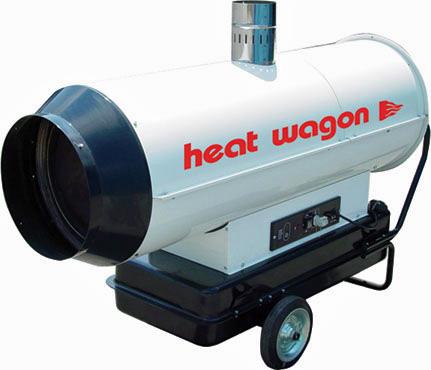 300k BTU Indirect Fired Oil Heater HVF310