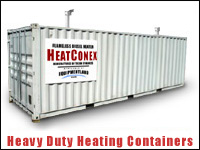 HEATCONEX Flameless Containerized Heater