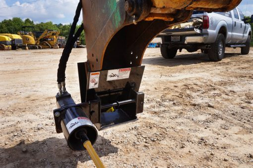 Boring Attachment for Mini Excavators w Moling Kit Included M4500ME