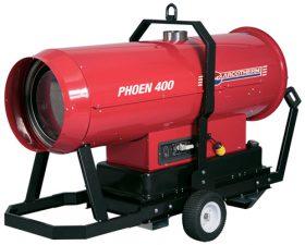 400K BTU Indirect Fired Oil Heater CAN PHOEN 400 HC