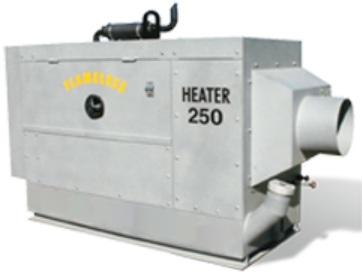 Flameless Sparkless Diesel Heater 250K BTU TD250