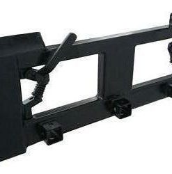 Thor Multi Hitch Loader Adapter to Skid Steer Quick Tach