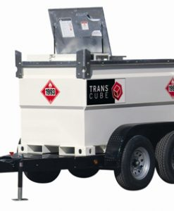 TransCube 5000 Gal. 20 FT Double Wall Portable Fuel Container TCT200