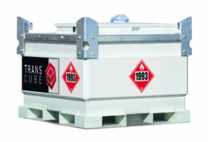 TransCube 1240 Gal. Double Wall Portable Fuel Tank 50TCG