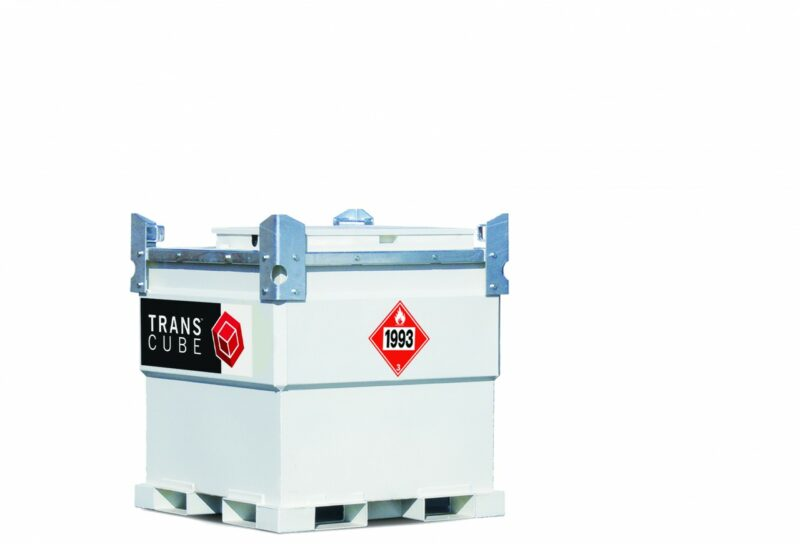 TransCube 264 Gal. Double Wall Portable Fuel Tank 10TCG