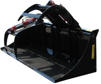 Compact Grapple Bucket 6'  VASS 400206