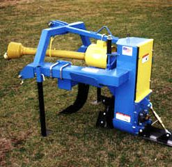 20 Spline 1000 RPM Center Cut Power Ditcher PFM 400 20