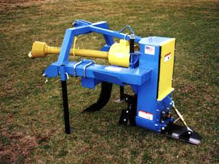 6 Spline 540 RPM Center Cut Power Ditcher PFM400 10