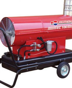 113K BTU Indirect Fired Oil Heater CAN EC100
