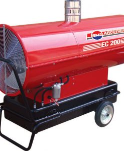 219K BTU Indirect Fired Oil Heater CAN EC200