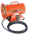 1/6 HP Non Hazardous Portable Ventilation Blower - GEN-EP8DC