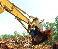 "Stump Shear for Excavators 32 to 42 ton; 68"" - SLS-SESS-4"