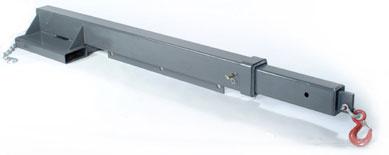 Rigid Boom For Pallet Forks - ARR-C60