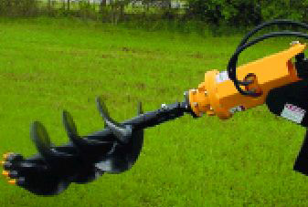 Belltec HD400 Hole Digging Hydraulic Auger Drive 25-45 GPM
