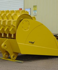 Felco Roller Compaction Bucket 18x40 - Wt. Class 10-32K 231770