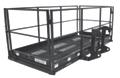 4' x 6' Industrial Work Platform Fits Most Telehandlers HAU 4x6