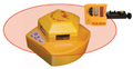 Self Leveling 360 Degree Horizontal Laser with Detector - PLS-360D
