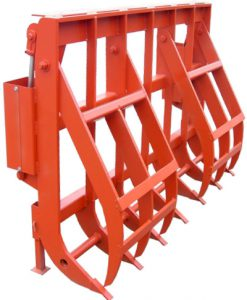 Heavy Duty Rake Grapple for Tractors 8' VASS 393509