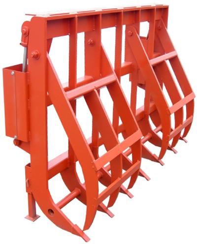 Heavy Duty Rake Grapple for Tractors 8' VASS 393509