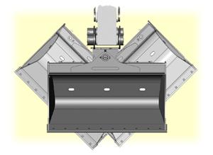 Amulet Hydraulic T3 Tilt Bucket for 20-25 ton Excavator AMUL-TB5