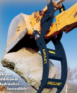 Backhoe Thumbs for the CASE 580 | Equipmentland