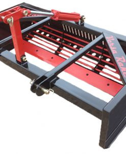 Versa Rake Rock Sifting Box Blade-style-Tractor-3-point