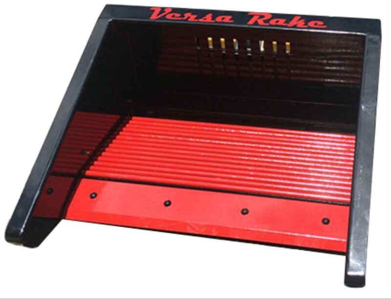 Rock Picking and Rock Sifting Arena Bucket, variable - Versa Rake