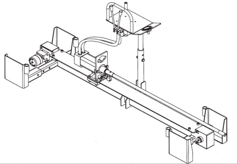 Mclaughlin M5000 Pit Hydraulic Moleingboring Machine
