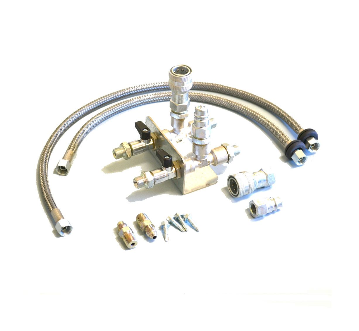 External Fuel Tank Kit