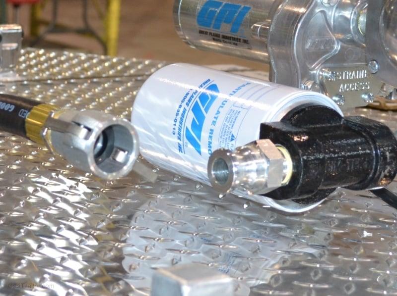 Quick Disconnect Fuel Hose Kit