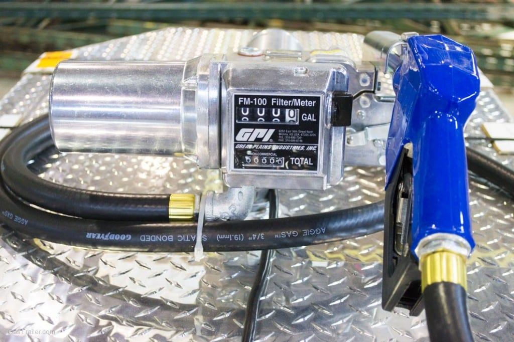 Fuel Meter/Filter Combo