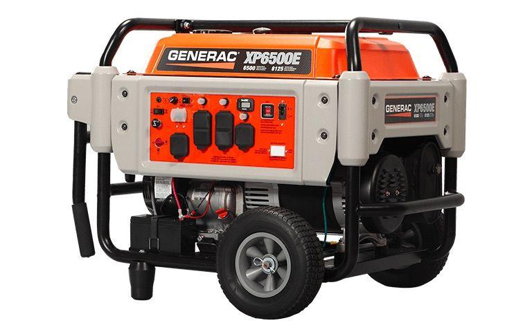 Generac-XP6500E-portable=generator